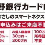 武蔵野銀行カードローンの審査のポイントと特徴