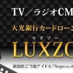 大光銀行カードローン「LUXZO」